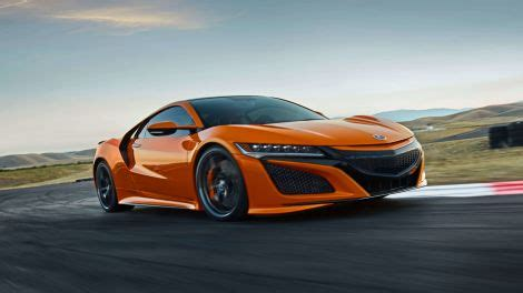 How Much Is Acura Nsx by 2019 Acura Nsx Here S How Much Better It Is