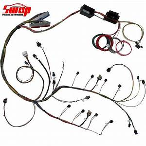 4 8    5 3    6 0 Ls Series 24x Standalone Wiring Harness  Dyno Run