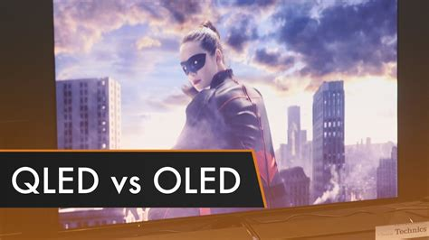 qled oled vs better which