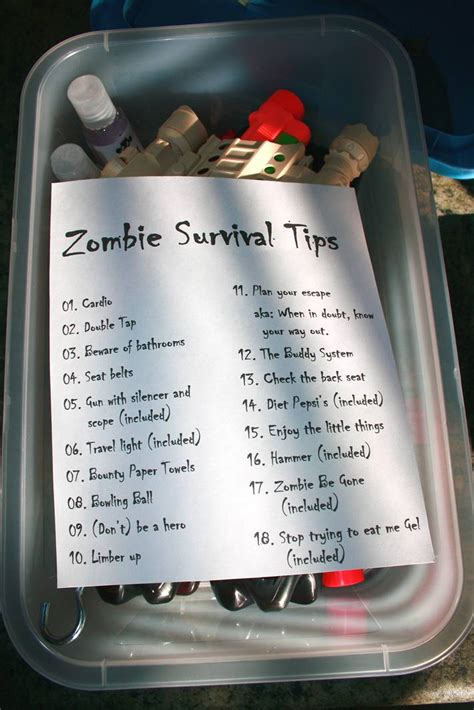 kit survival zombie dreamy hit eyes zombies those ready