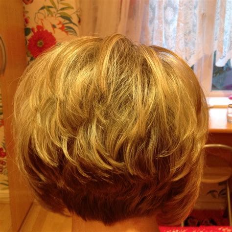 17 Best images about Back views Inverted bob/ graduated