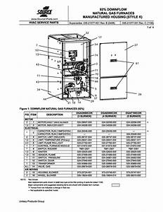 Dgae080cdk Coleman Gas Furnace Parts  U2013 Tagged  U0026quot Manual