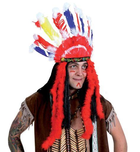 karneval kostüme indianer indianer kopfschmuck sortierte modelle indianer karneval accessoire karnevalsteufel de