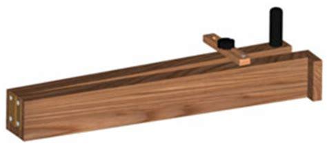 january  bench design