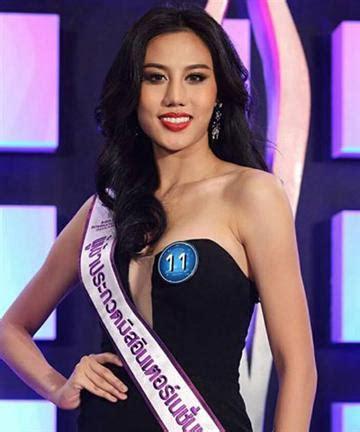 Miss International Thailand 2016 Contestants | Angelopedia