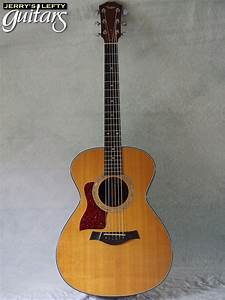 Jerry U0026 39 S Lefty Guitars Newest Guitar Arrivals  Updated Weekly   1994 Taylor 512 Used Left Handed