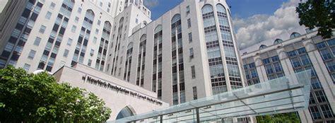 newyork presbyterianweill cornell medical center receives