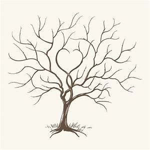 i need to pin this so i can paint it later for our wedding With family tree thumbprint template