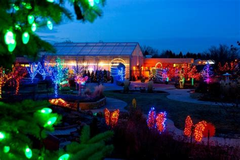 11 of the best colorado light displays
