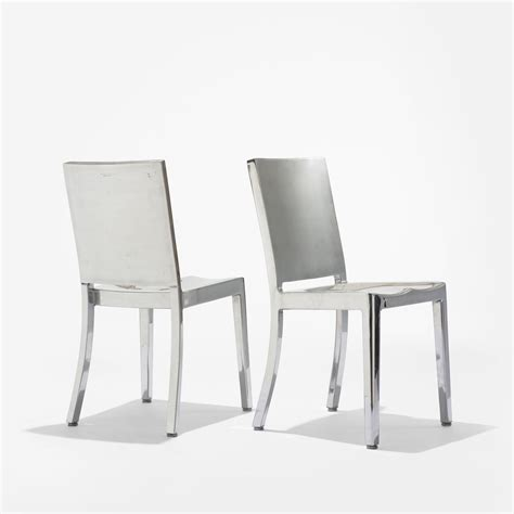 philippe starck hudson chairs pair