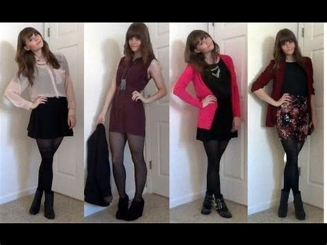 Holiday Party Outfits! - YouTube