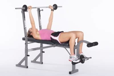 Bench Press For Women Howstuffworks
