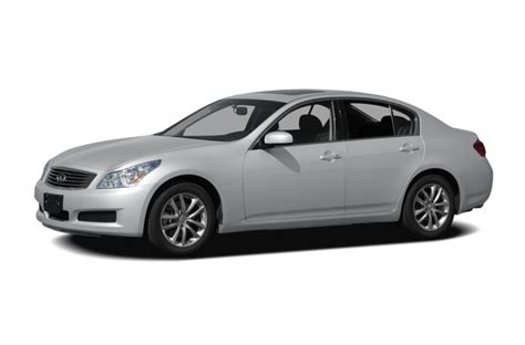 2008 Infiniti G35 Specs, Safety Rating & Mpg