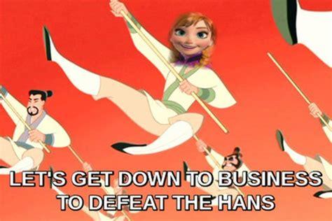 Frozen Memes - funny frozen quotes anna quotesgram