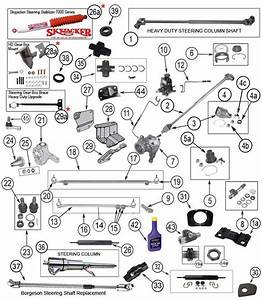 Jeep Cj Steering Components