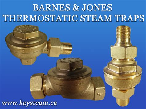 Barnes Jones by Thermostatic Steam Traps