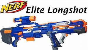 Long Shot Nerf Gun