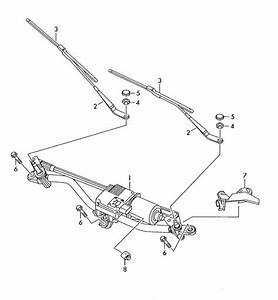 Audi A5 Sportback Blade  Wiper  Driver Side   Windshield
