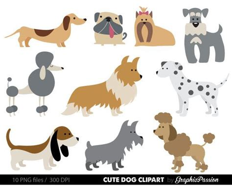 Clip Dogs Clipart Puppy Clipart Dogs Clip Puppy Clipart