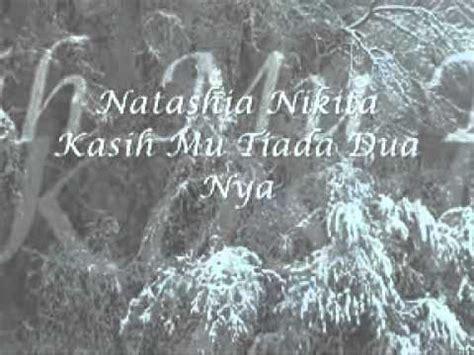 Lagu Rohani Nikita Indah Pada Waktunya Youtube