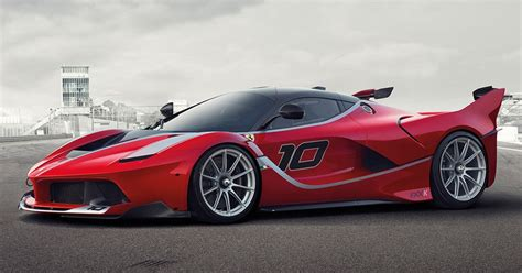 Ferrari's Latest Supercar Is Absurdly Excessive, But We