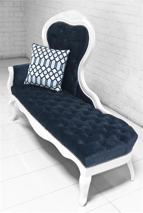 chaise navy roomservicestore com riviera chaise lounge in navy
