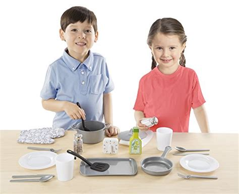 and doug play kitchen accessories doug 22 play kitchen accessories set 9741
