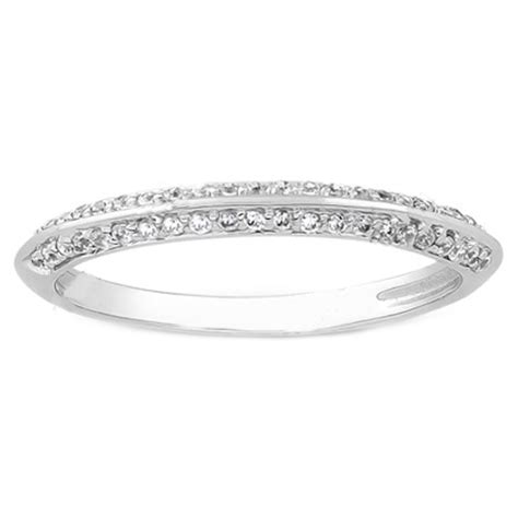knife edge wedding bands  mdc diamonds