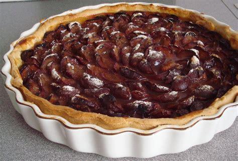 tarte aux quetsches cuisine plurielles fr