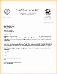 commitment letter sample cover letter example With letter of commitment template
