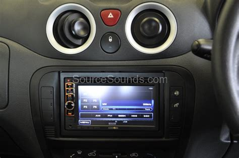 citroen c3 2005 double din stereo upgrade source sounds