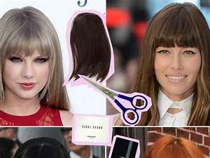 Wem Steht Ein Pony Wem Steht Ein Pony Hairstyling Beauty