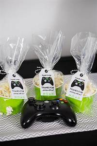 Design Printable Card Video Game Birthday Printable And Invitation Set With