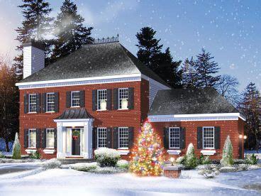 georgian house plans colonial house plans the house plan shop
