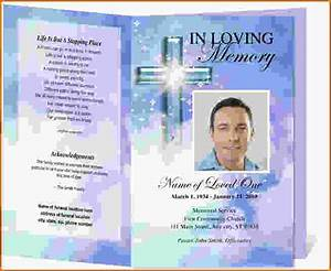 12 free printable funeral program template With free downloadable funeral program templates