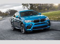 2015 BMW X6 M Test – Review – Car and Driver