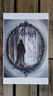 Always Severus Snape Patronus Harry Potter Art Print (With ...