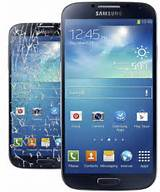 Screen Repair Galaxy S4 Pictures