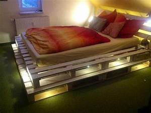 Bett Aus Paletten 32 Coole Designs
