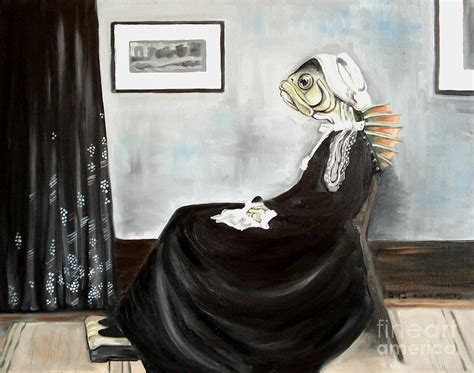 images  art parodies whistlers mother