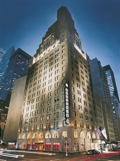 Boutique Hotel Bliss At The Benjamin In Nyc Everett