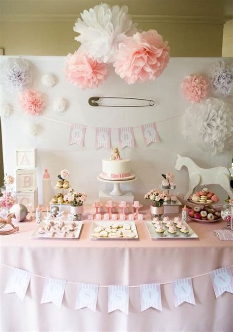 where to buy baby shower decorations 38 adorable girl baby shower decor ideas you ll like