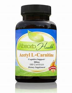 Buy Acetyl L-carnitine Capsules