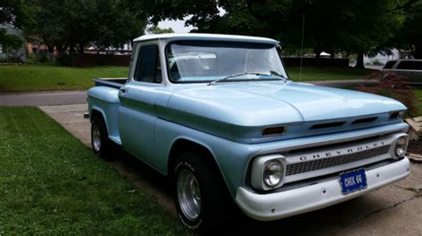 Chevy Stepside Pickup Truck Classic Power