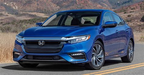 2020 Honda Insight by 2020 Honda Insight Mpg Specs Release Date Redesign