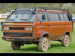 Transporter 4x4 : volkswagen t3 syncro 4x4 youtube ~ Gottalentnigeria.com Avis de Voitures
