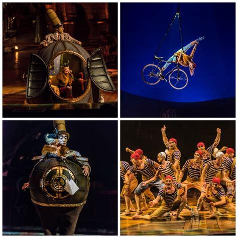 kurios cabinet of curiosities by cirque du soleil