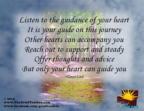 listen   heart  poem  grief toolbox
