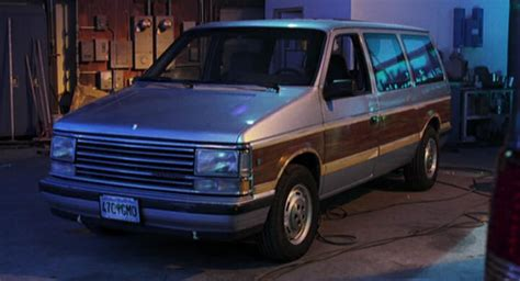 """Imcdborg 1987 Plymouth Grand Voyager Le In """"the Marine"""