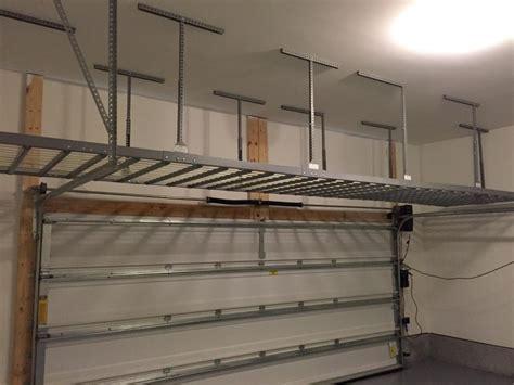Garage Storage Bars by Ta Overhead Garage Storage Ideas Square 1 Garage